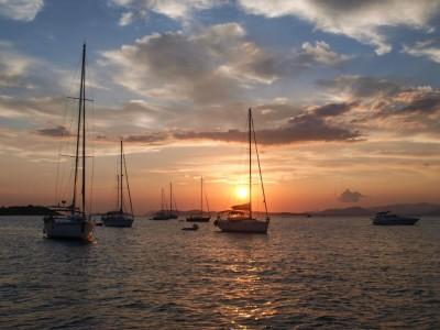 porquerolles-tramonto