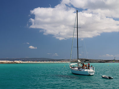 vacanze in barca a vela a ibiza e formentera